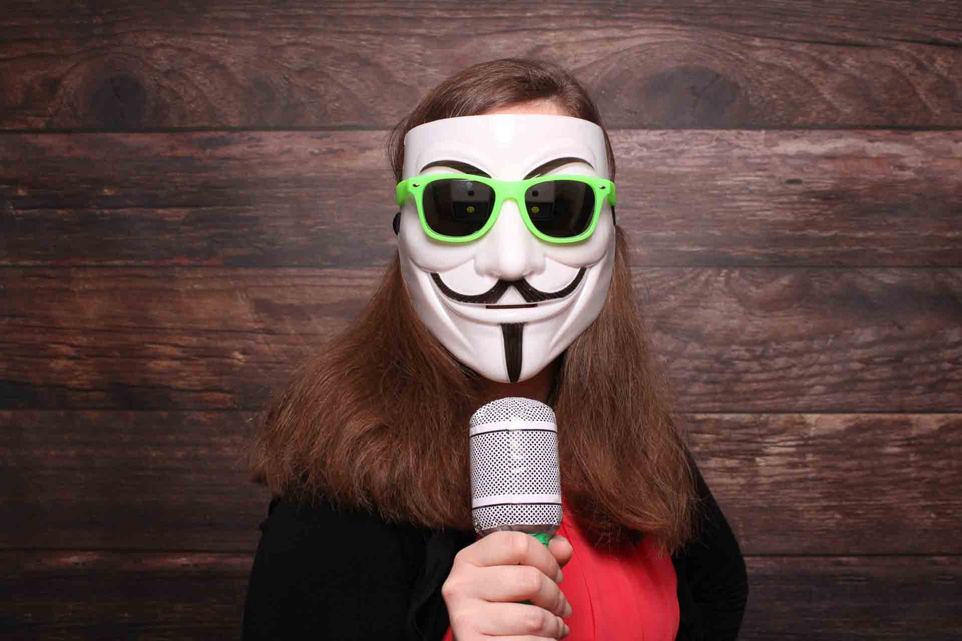 Fotobox-Weinheim-mask-mic