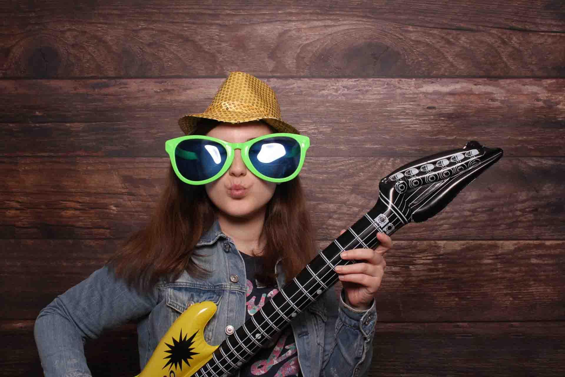 Fotobox Weinheim - Guitar