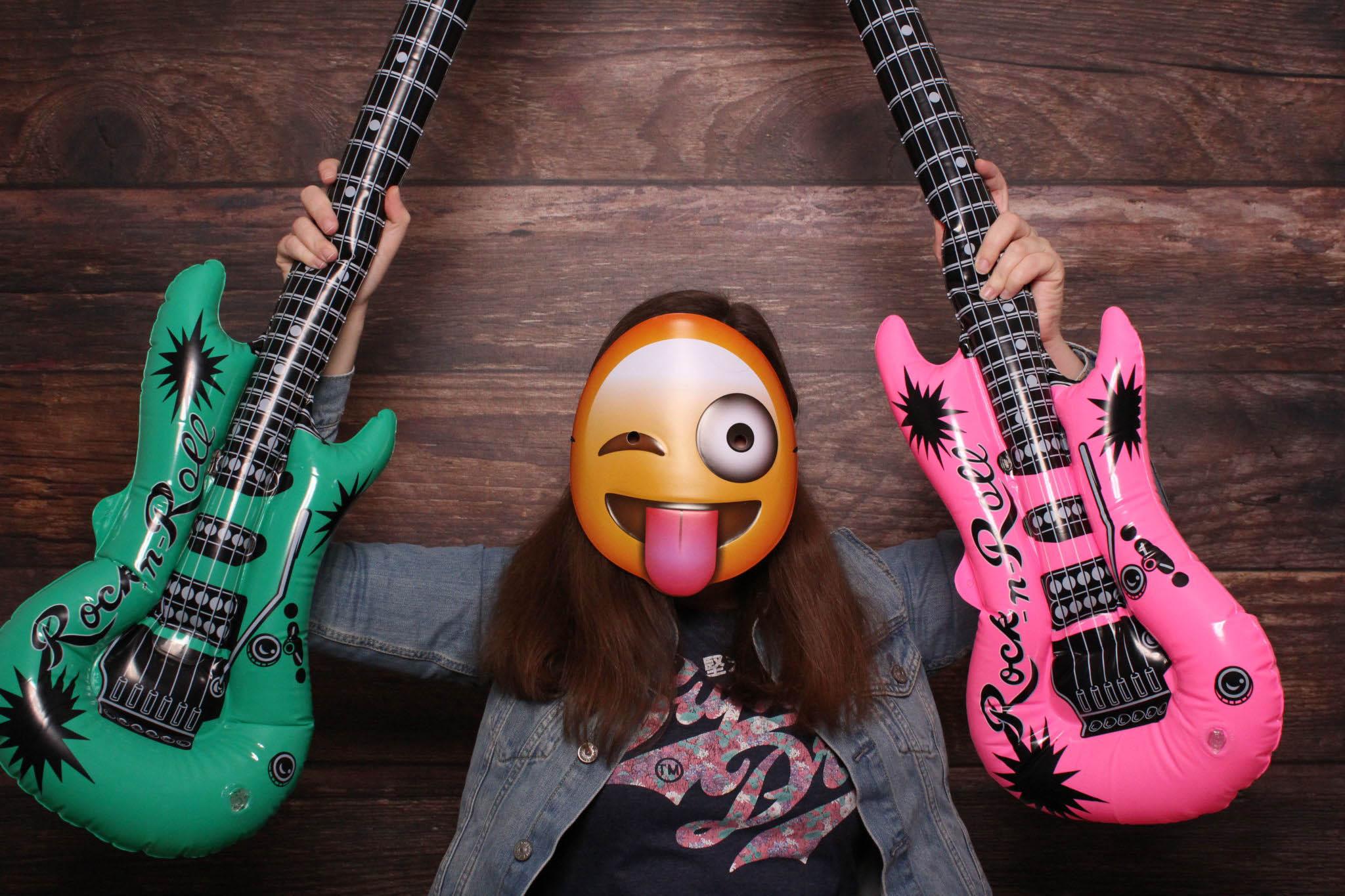 Fotobox Weinheim - guitar 2